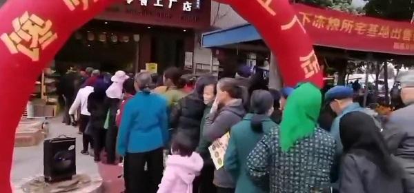 热烈祝贺广西崇左龙州下冻7.9元零食加盟店开业大吉
